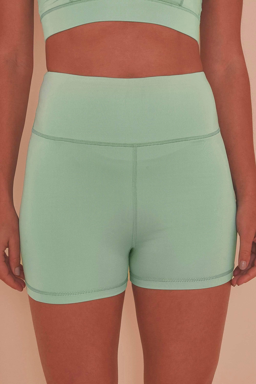 Wolf & Whistle Green Shorts UK 10 / US 6