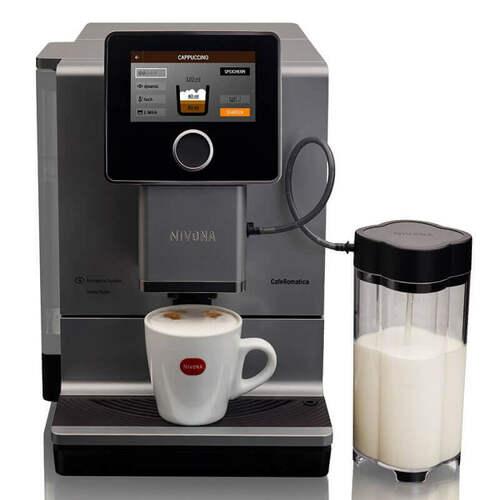 Nivona Caferomatica 970 Espressomaskin - Silver
