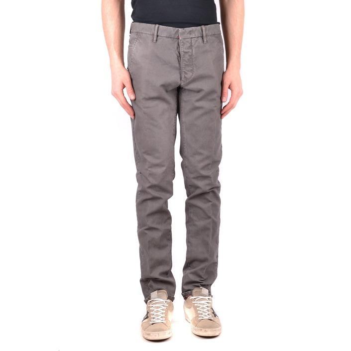 Incotex Men's Trouser Brown 187844 - brown 34