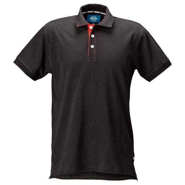 South West Morris Poloskjorte svart XS