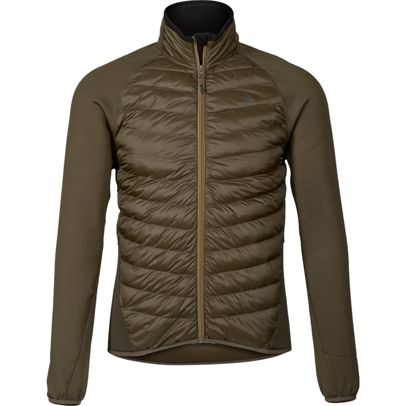Seeland Hawker Hybrid jakke L Mellomlagsjakke, Pine Green