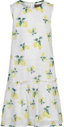 Creamie Lemon Kjole, Cloud, 104