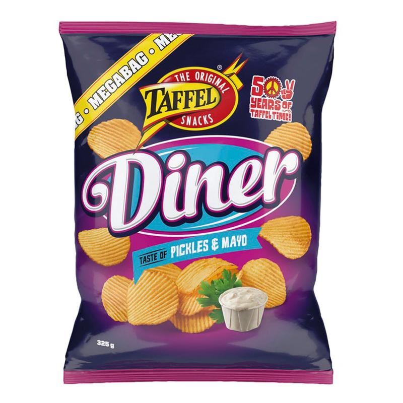 Taffel Diner Sipsipussi - 26% alennus