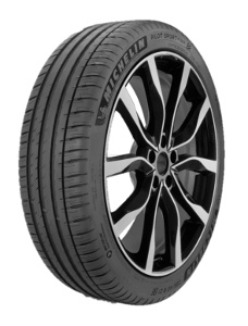 Michelin Pilot Sport 4 SUV ZP ( 235/55 R19 101V runflat FRV )