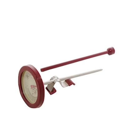 Termometer med lock-lyft