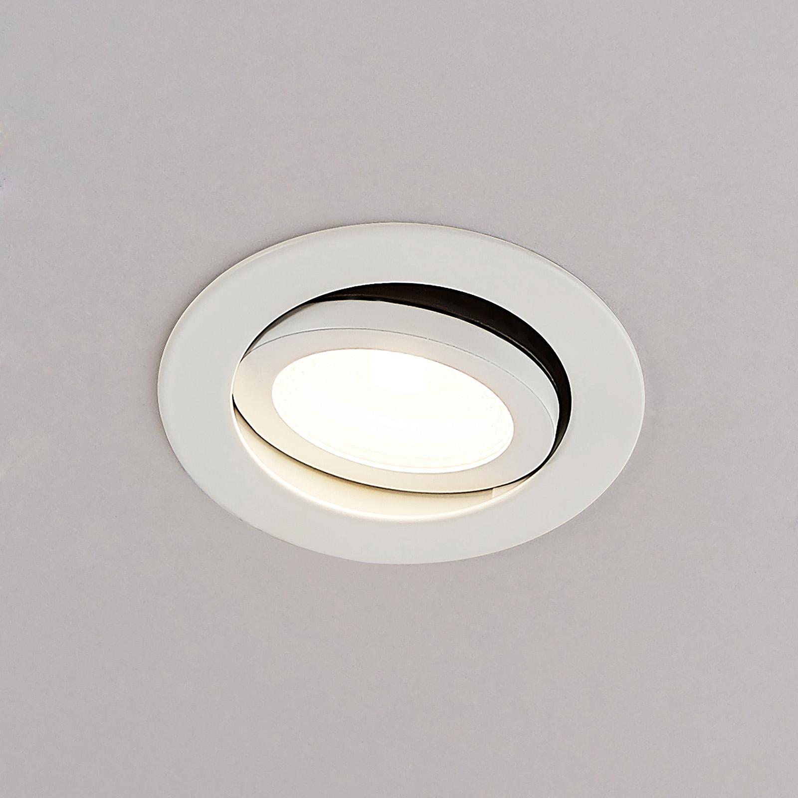 Arcchio Nabor -LED-alasvalo 36° 2 700K IP65, 4W