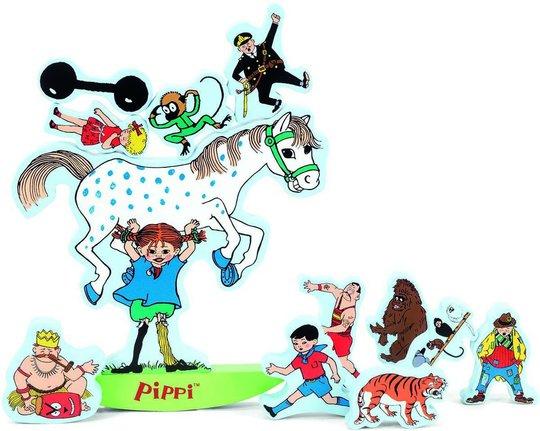 Pippi Balansespill