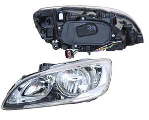 Ajovalo, Oikea, VOLVO S60 II, V60 I, 31358098, 31420116, 31420270