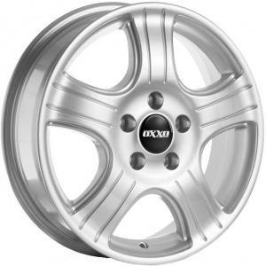 OXXO Ullax Silver 6.5x16 5/114,3 ET40 B66.1
