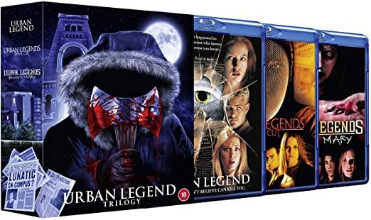Urban Legend Trilogy (UK Import)