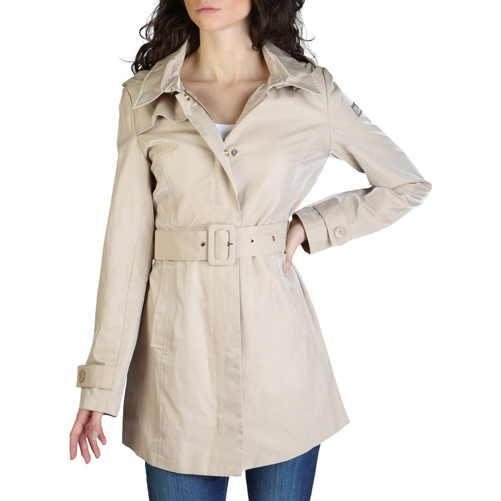Yes Zee Women's Coat Various Colours O404_SL00 - brown S