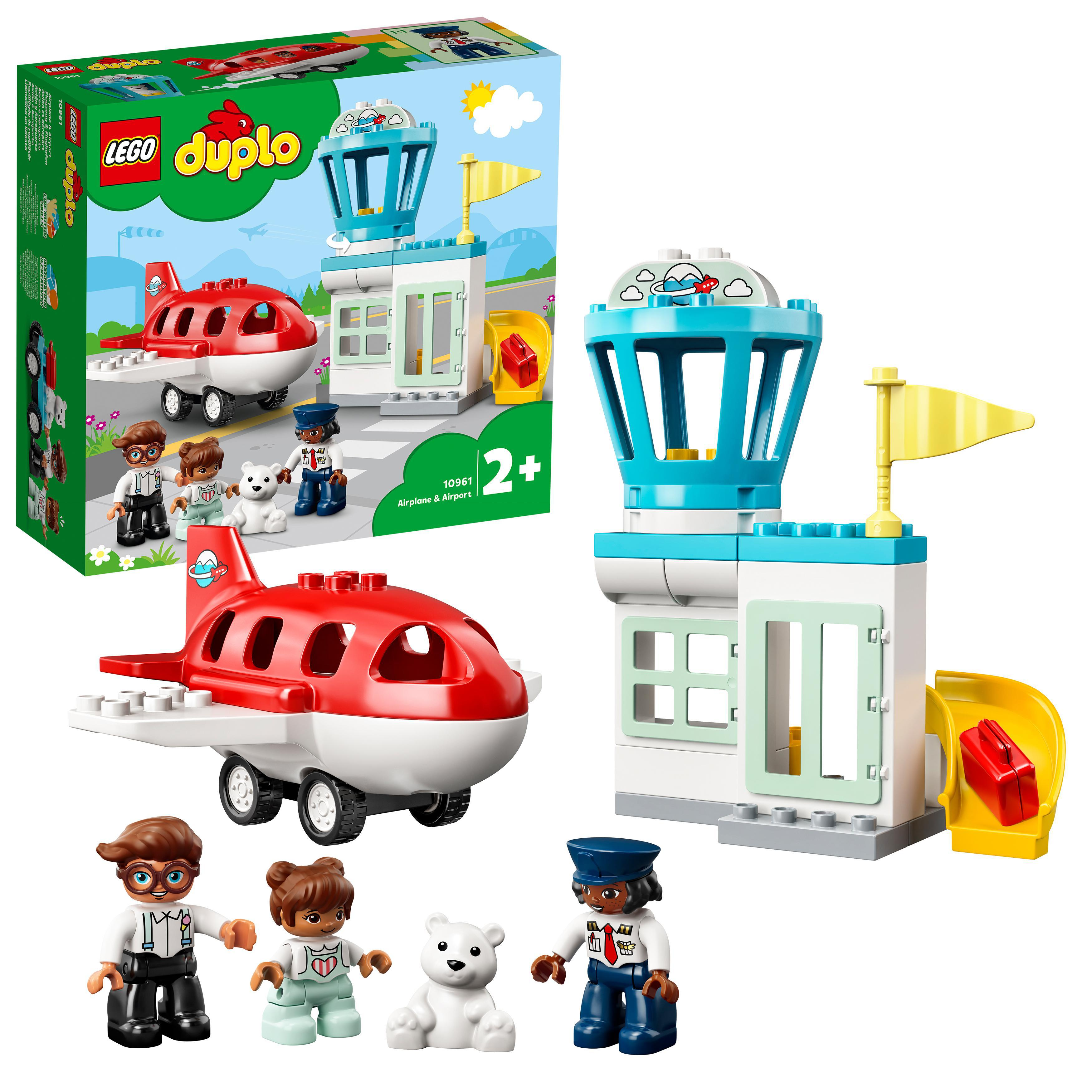 LEGO DUPLO - Airplane & Airport (10961)