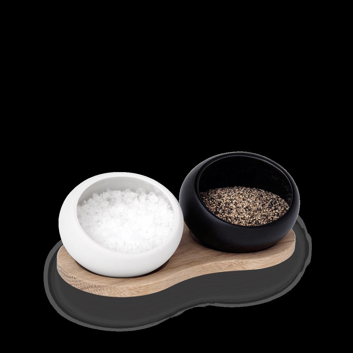 Rosendahl Salt- Og Pepperkar, Porselen