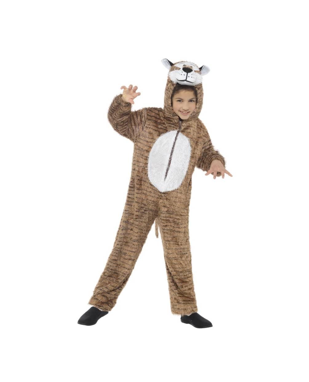 Tigerdräkt barn