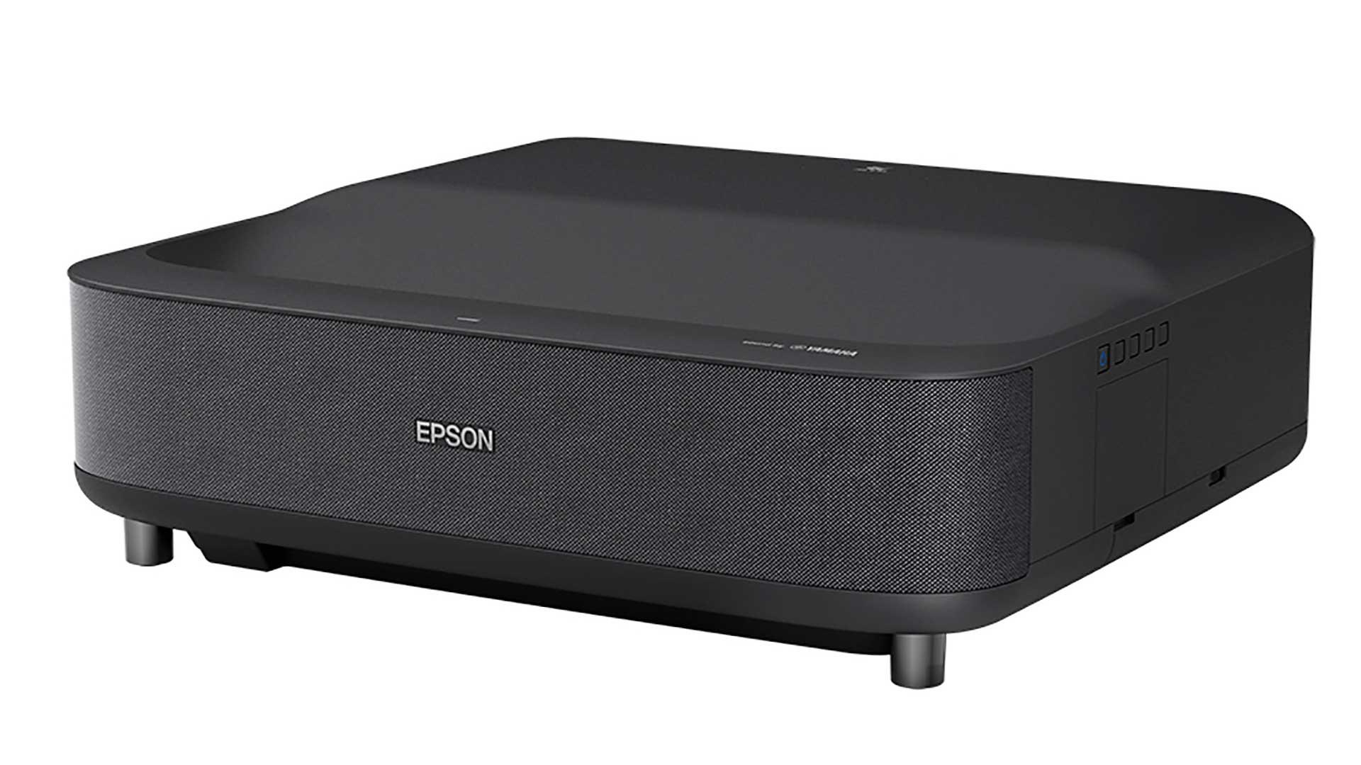 Epson - EH-LS300B Projection TV, Black