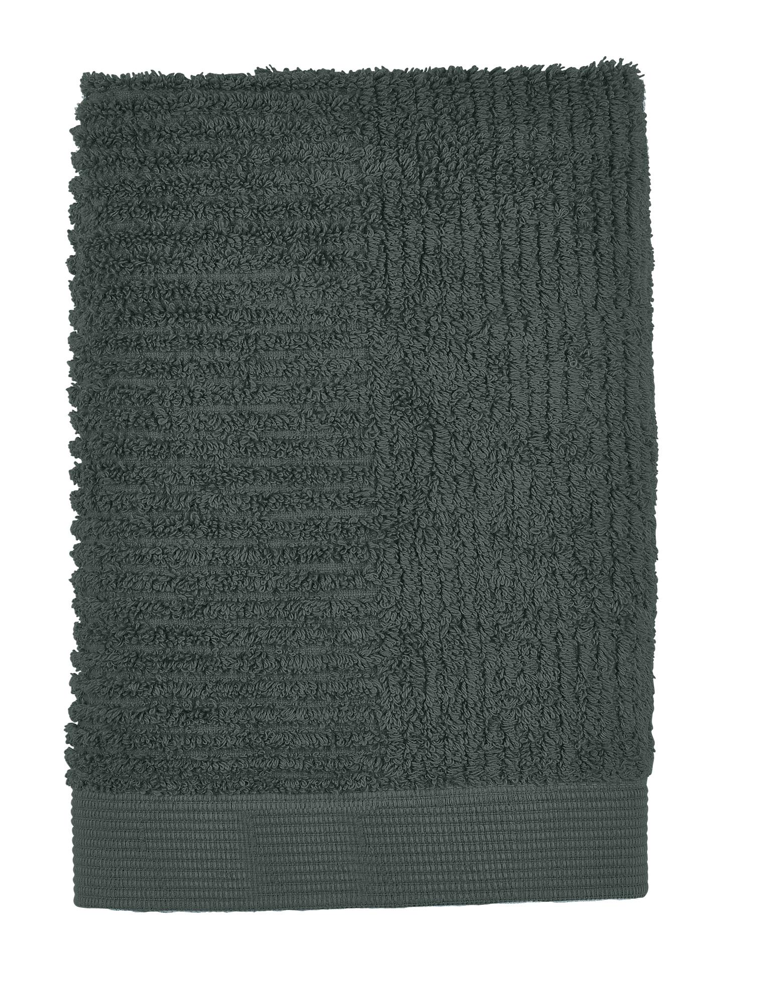 Zone - Classic Towel 50 x 70 cm - Pine Green (330336)