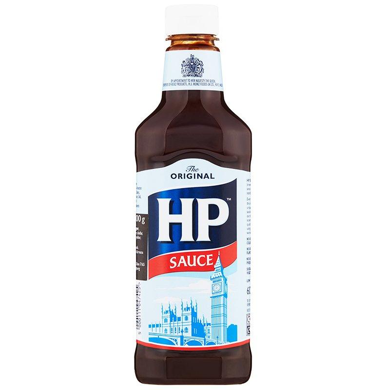 HP Sauce stor - 48% rabatt