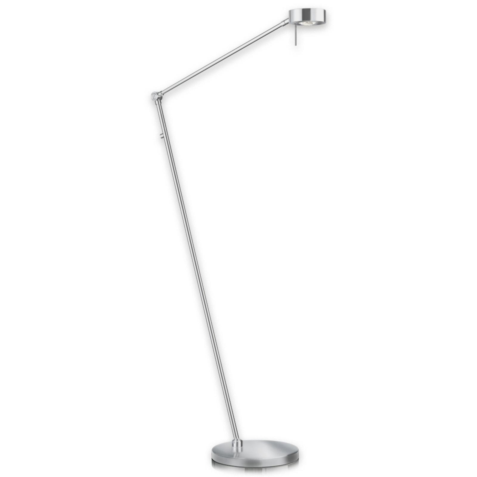 Kapea LED-lattiavalaisin Elegance, 3 niveltä