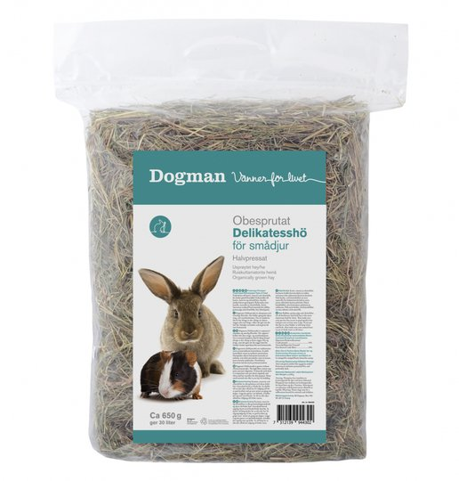 Dogman Delikatesshö 30 liter