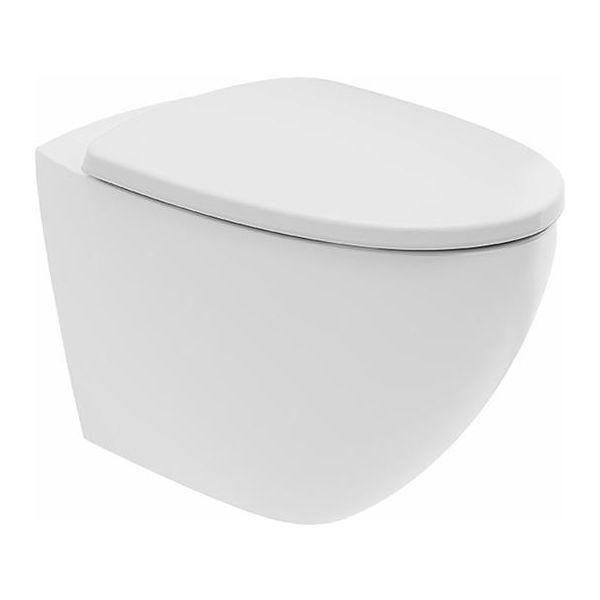 Ifö Sign Art 677506509 WC-skål med mykt sete