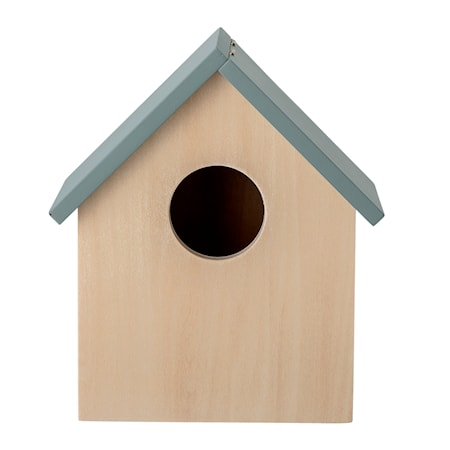 Fågelhålls förvaringslåda Grå