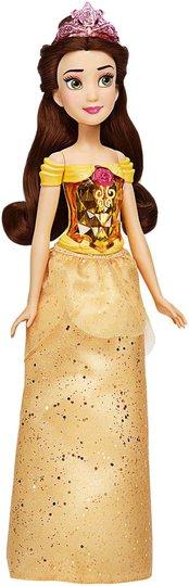 Disney Princess Royal Shimmer Belle Dukke