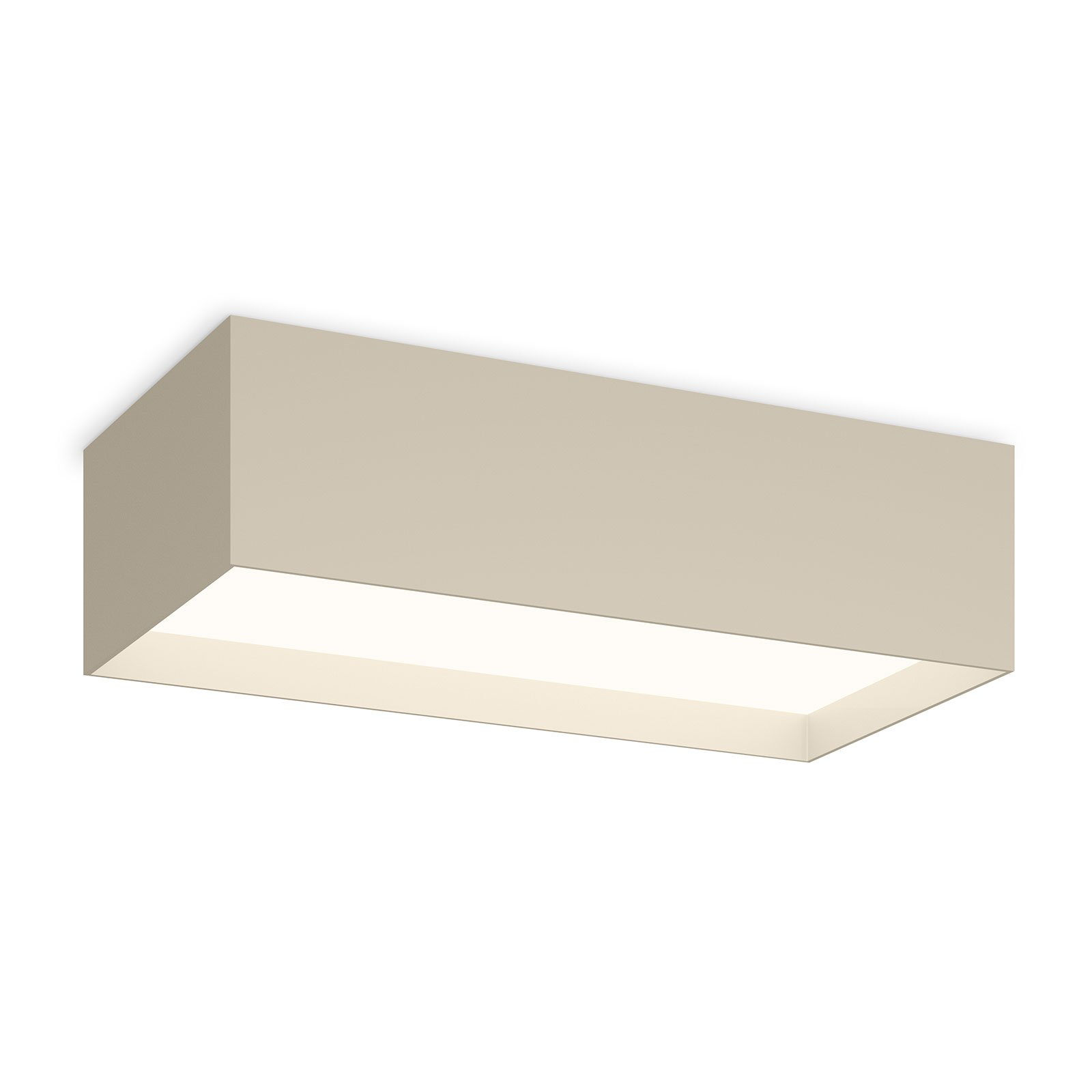 Vibia Structural 2634 taklampe 48 cm, lysegrå