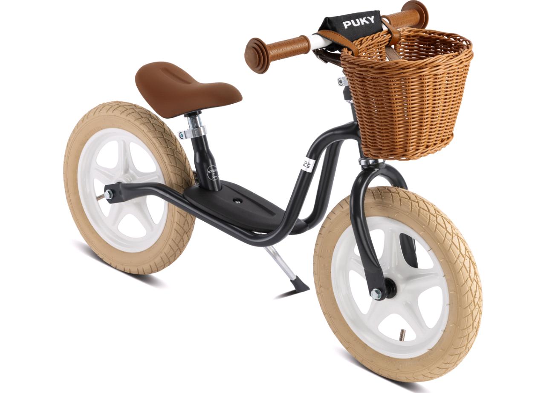 Puky - Balance Bike - LR L Classic - Black (4076)