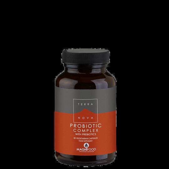Vegan Probiotic Complex, 50 kaps