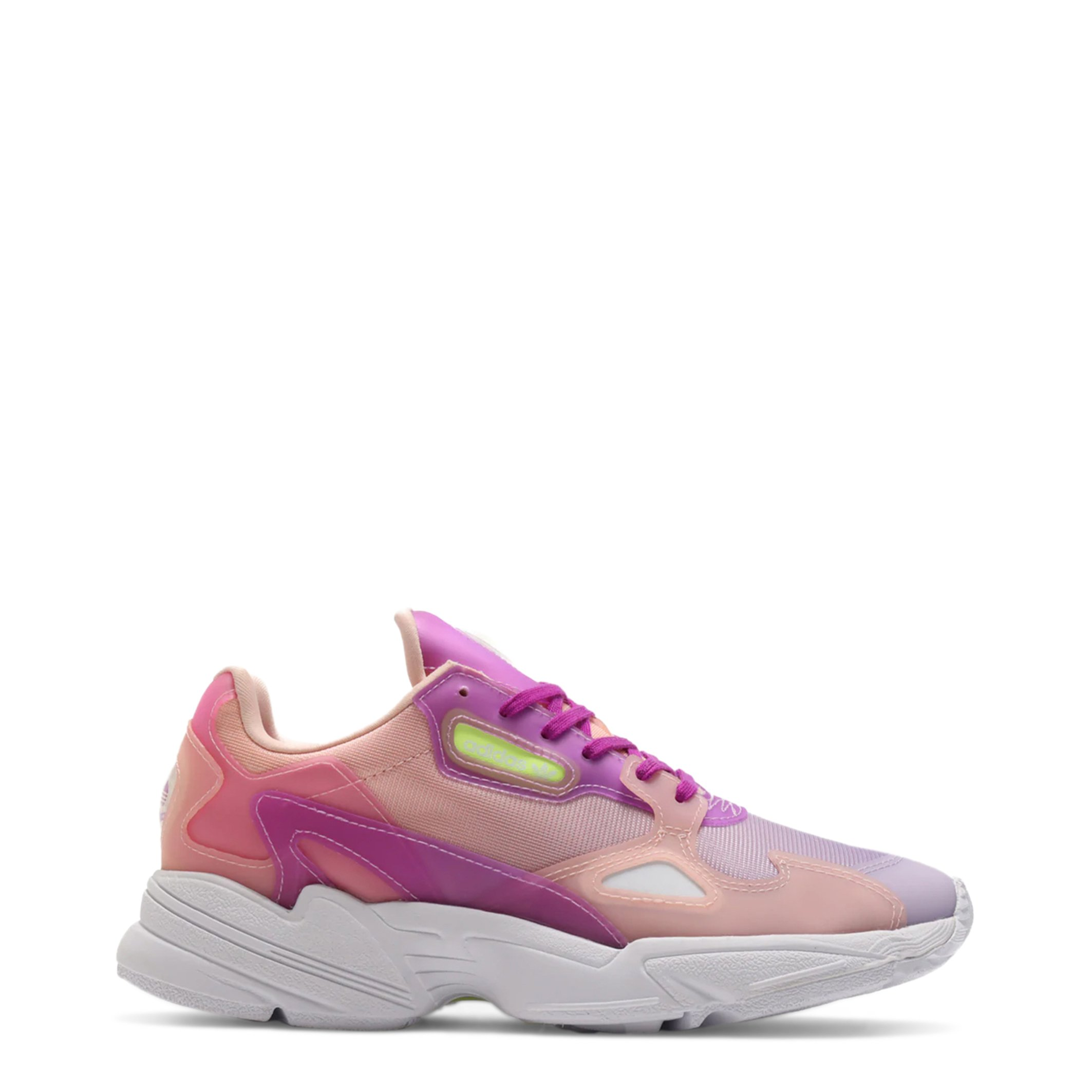 Adidas Women's Falcon Trainers Various Colours B28129 - pink UK 4.5