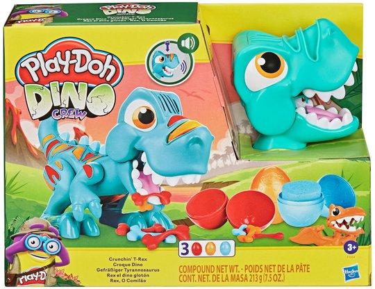 Play-Doh Lekeleire Dino Crew Crunchin' T-Rex