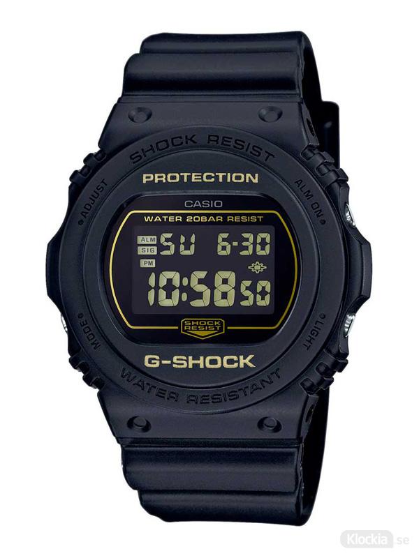 Herrklocka CASIO G-Shock Basic DW-5700BBM-1ER