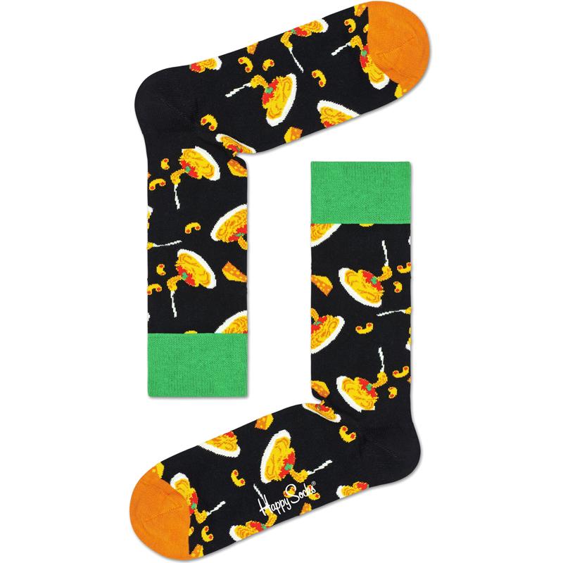 Mac & Cheese Sock Stl 41-46 - 40% rabatt