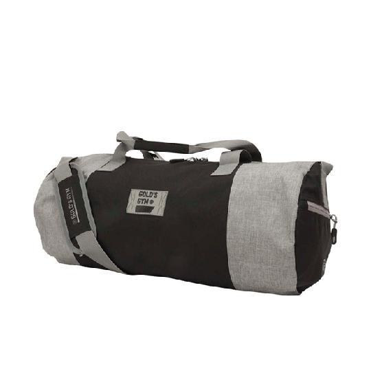 Gold's Gym Contrast Barrel Bag