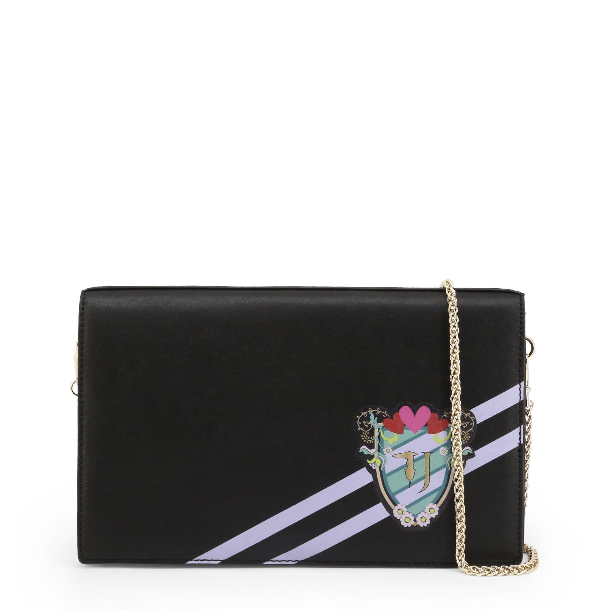 Trussardi Women's Clutch Bag Various Colours CUMINO_75B00413 - black NOSIZE