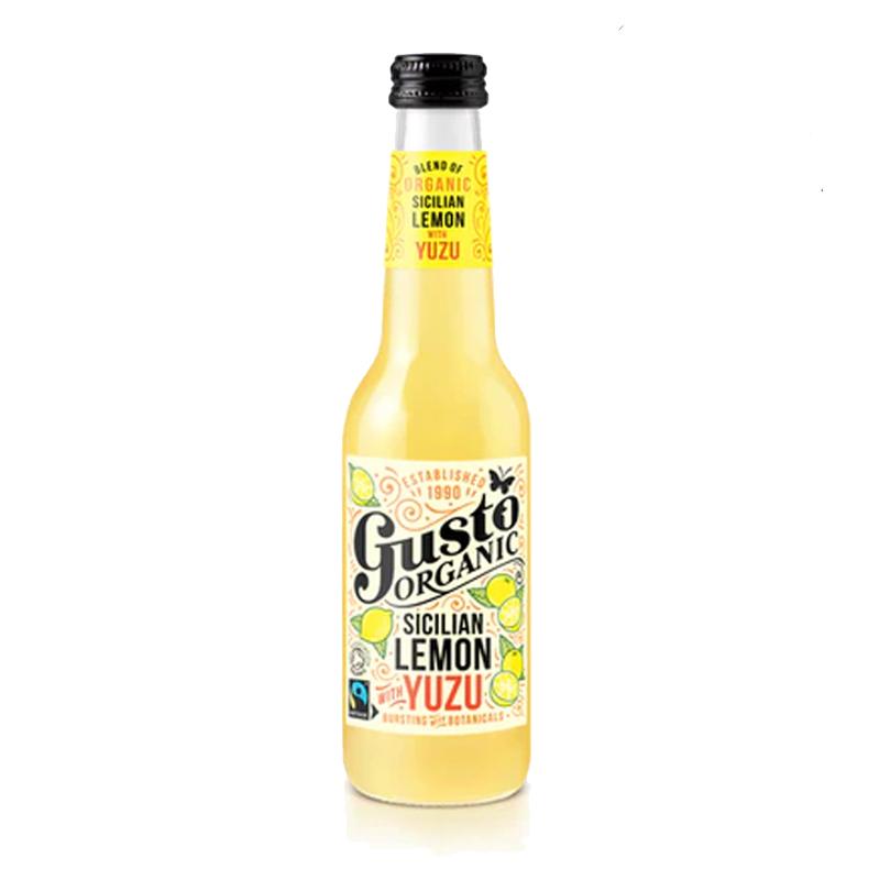 Virvoitusjuoma Sicilian Lemon Yuzu - 56% alennus