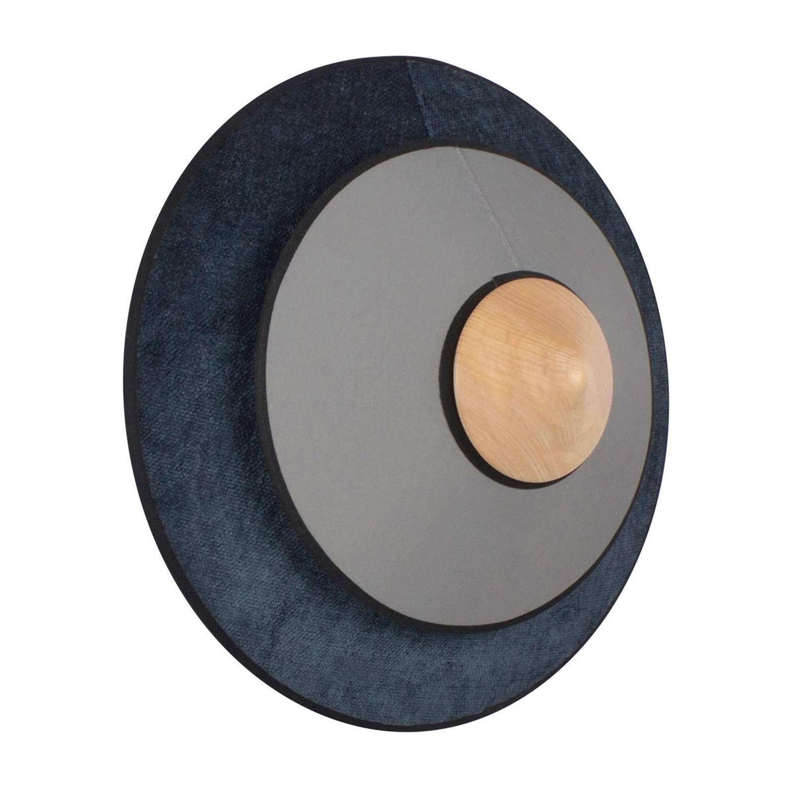 Forestier Cymbal S LED-vegglampe, midnatt