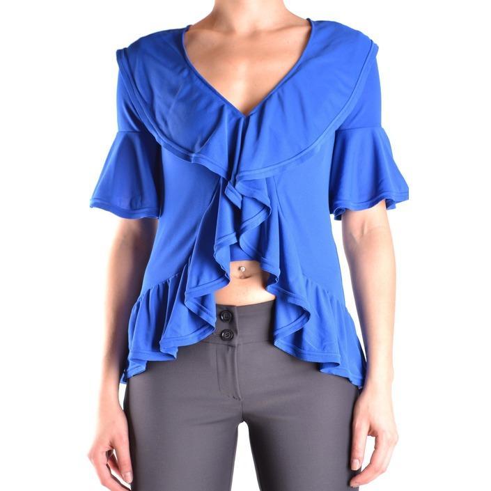 Dondup Women's Top Blue 161275 - blue XS