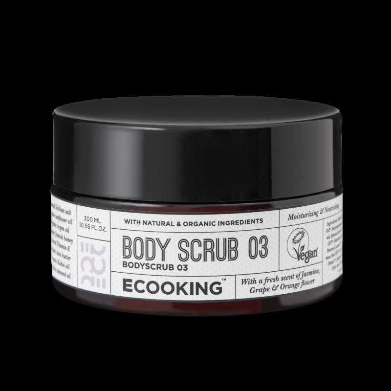 Ecooking - Body Scrub 03 300gr