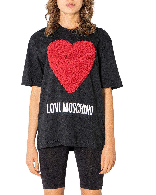 Love Moschino Women's Dress Black 321890 - black-1 38
