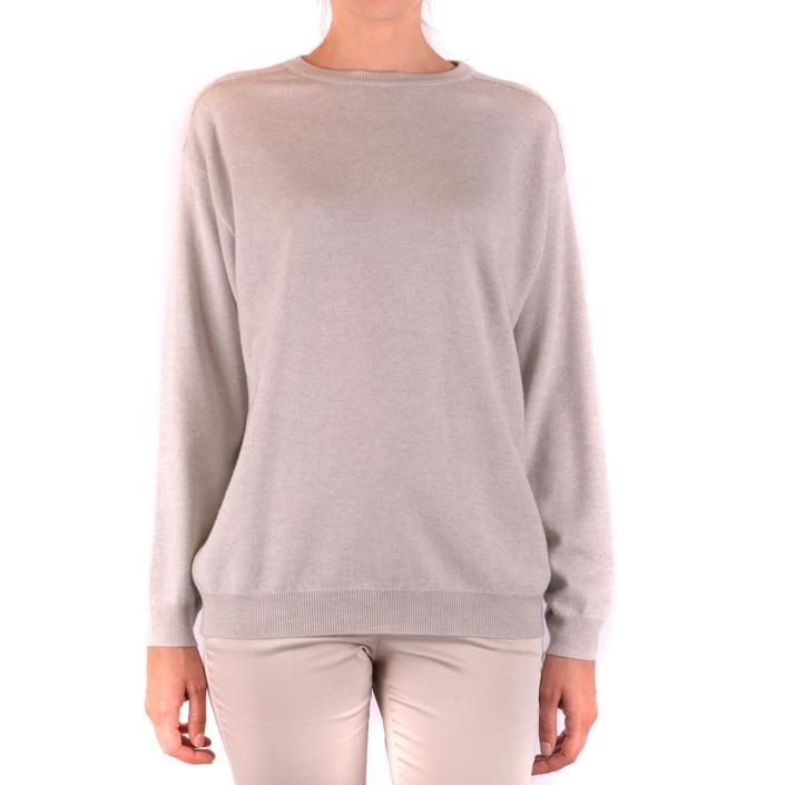 Brunello Cucinelli Women's Sweater Grey 163976 - grey S