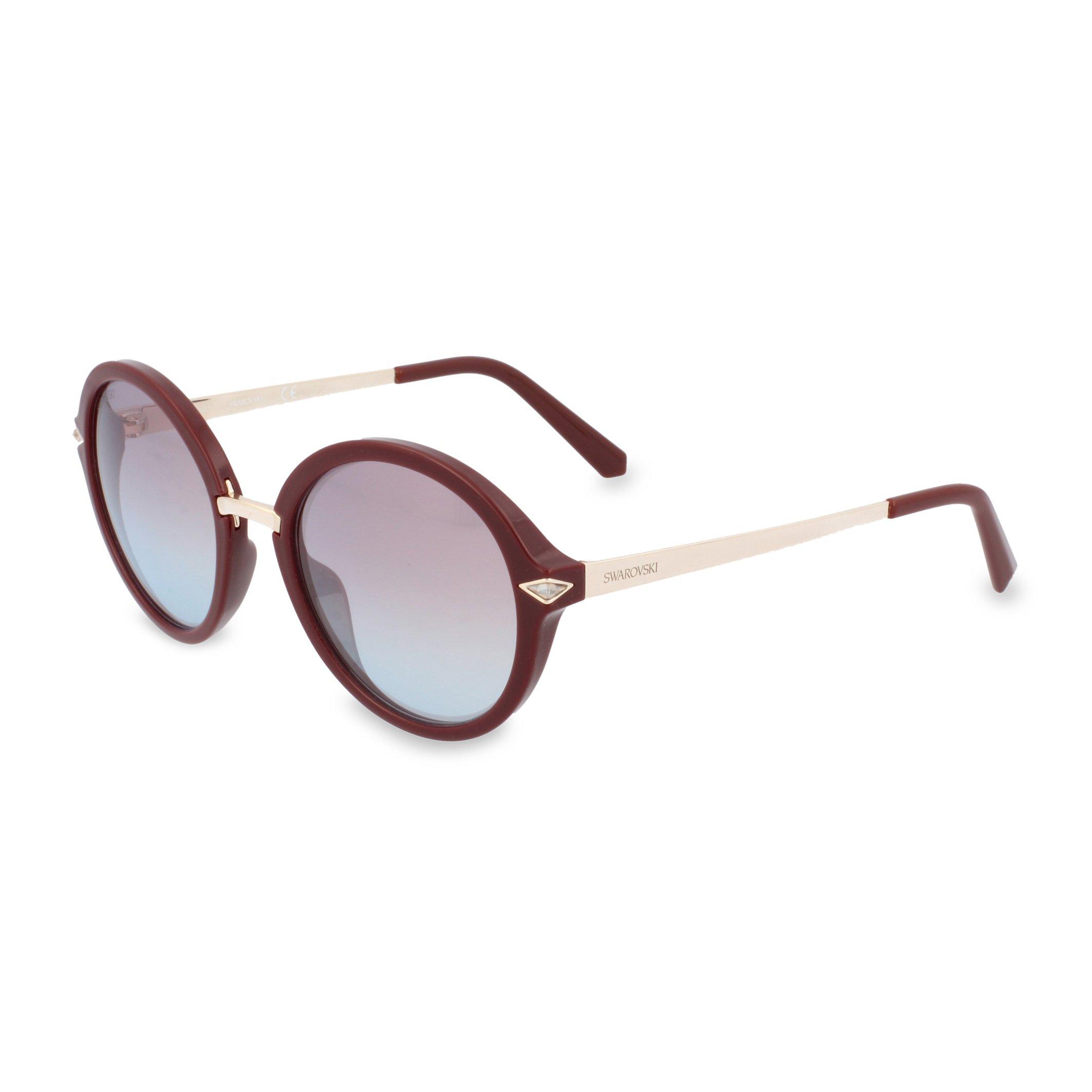 Swarovski Women's Sunglasses Black SK0153 - brown NOSIZE