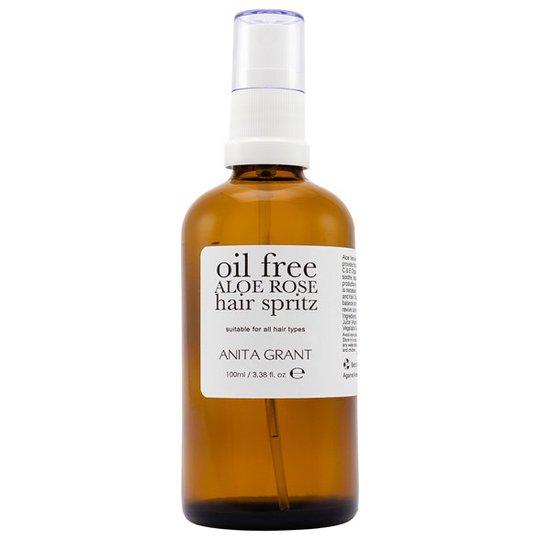 Anita Grant Aloe Rose Oil Free Hair Spritz, 100 ml