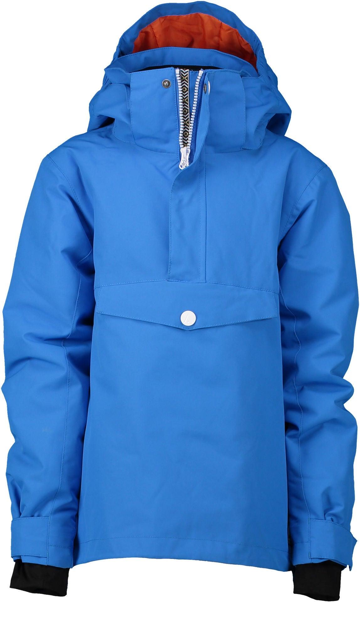 Wearcolour Top Anorak Jacka, Swedish Blue 120