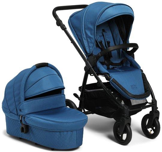 Petite Chérie Heritage 2 Duovogn, Blue/Black
