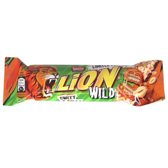 Godisbar Peanut Wild - 28% rabatt