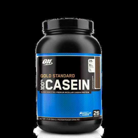 100% Casein Gold Standard, 908 g
