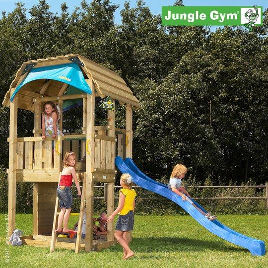 Jungle Gym Lekestativ Barn Inkl. Sklie