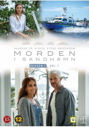 Morden I Sandhamn - Season 7 - Vol 1