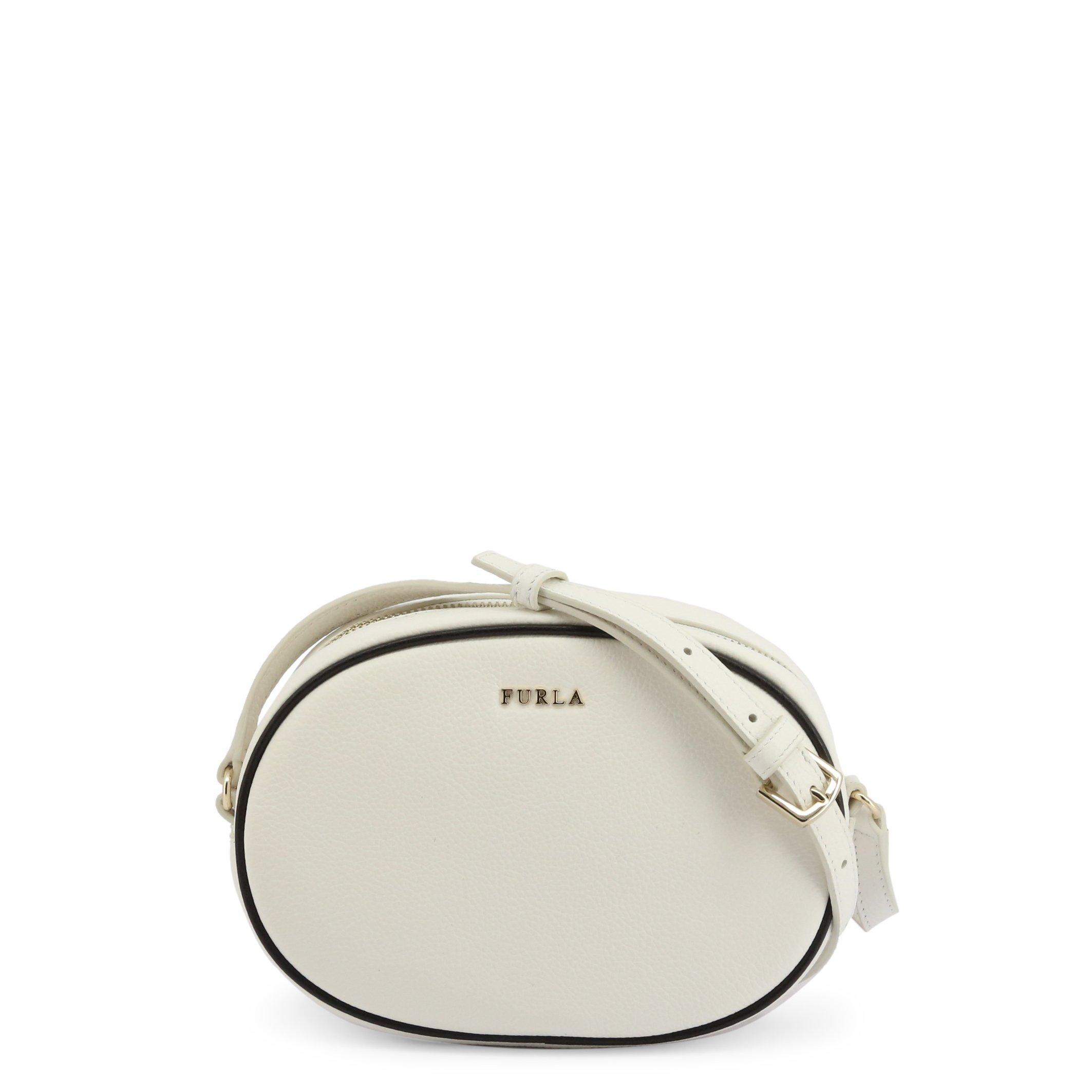 Furla Women's Crossbody Bag Various Colours CARA_VTO - white NOSIZE